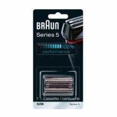 ブラウン BRAUN シェーバー替え刃 F/C52B(ブラック)