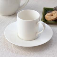 クリームのカップ&ソーサー 160ml 日本製 美濃焼 碗皿 皿付き カップ ソーサー ティーセット ティータイム 喫茶店 コーヒー 紅茶 食器