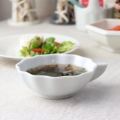 マリー マルチカップ 140ml 日本製 美濃焼 スープカップ カップ ミルクティー ティーカップ 持ち手がかわいい 紅茶 コーヒー 白 表示在庫
