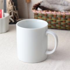 シンプルナチュラルマグカップ 300ml 日本製 美濃焼 カップ コップ タンブラー コーヒーカップ 白いマグ 白 表示在庫限り 食器 陶器 磁器