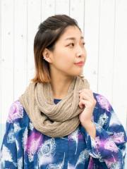 チャイハネ 公式 《マジカルスヌード》 エスニック アジアン  ファッション雑貨 ストール/ショール NWWP0104