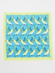 チャイハネ 公式 《パロッツスカーフ》 エスニック アジアン  ファッション雑貨 ストール/ショール IKHP0101