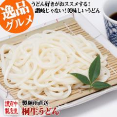 国産小麦を使った桐生うどん 270g×2 半生麺 お試し 地粉 製麺所直送