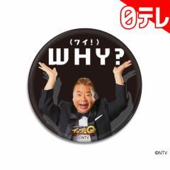 「世界の果てまでイッテQ!」 缶バッジ(出川哲朗・写真2) 日テレポシュレ(日本テレビ 通販)