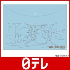 「おおかみこどもの雨と雪」 ビニールポーチ 日テレポシュレ(日本テレビ 通販)