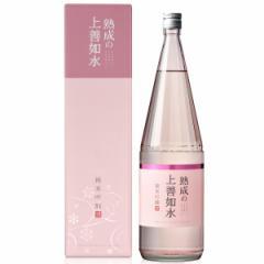 白瀧酒造 熟成の上善如水 純米吟醸 1800ml