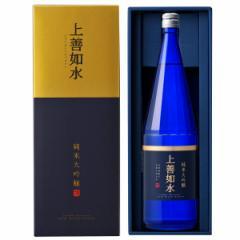 ギフト 日本酒 白瀧酒造 上善如水 純米大吟醸 1800ml