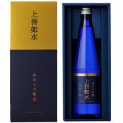 ギフト お酒 日本酒 白瀧酒造 上善如水 純米大吟醸 720ml