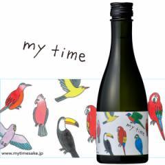 白瀧酒造 純米吟醸 マイタイム bird 300ml