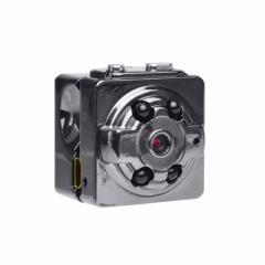 Active neo マイクロカメラ 充電式カメラ/アクションカメラ/赤外線ライト・マイク搭載/指サイズ/クリップ/スタンド/ドライブ/スポーツ/