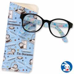 アイムドラえもんPCメガネ(ブラック)[ドラえもん PCメガネ ブルーライトカット パソコン スマホ タブレット メガネ 眼鏡 UVカット ケ