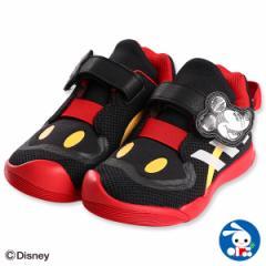 [ディズニー]アディダススニーカー(ミッキーマウス)【12cm・13cm・14cm・15cm・16cm】[靴 くつ シューズ スニーカー 子供 子ども こど