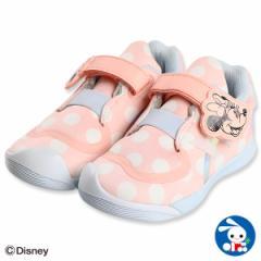 [ディズニー]アディダススニーカー(ミニーマウス)【12cm・13cm・14cm・15cm・16cm】[靴 くつ シューズ スニーカー 子供 子ども こども
