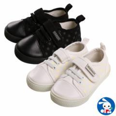 ハイカットシューズ(星柄)【13cm・14cm・15cm】[靴 くつ シューズ スニーカー ベビー 赤ちゃん 子供 子ども こども キッズ ベビーシュ