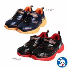 光るシューズ(WALK LIGHT)【16cm・17cm・18cm・19cm】[ 靴 くつ シューズ スニーカー 子供 子ども こども キッズ キッズスニーカー 子