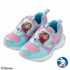 [ディズニー]シューズ(アナと雪の女王)【15cm・16cm・17cm・18cm】【くつ】 [ 靴 シューズ スニーカー 子供 子ども こども キッズ キッ