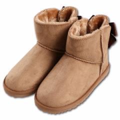 後ろリボンブーツ【17cm・18cm・19cm・20cm・21cm】[靴 くつ シューズ ブーツ ジュニア キッズ 子供 女の子 男の子][西松屋]