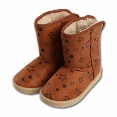 撥水ムートンブーツ【13cm・14cm・15cm・16cm・17cm・18cm】[靴 くつ シューズ ブーツ ジュニア キッズ 子供 女の子 男の子][西松屋]