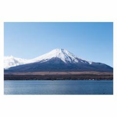 富士山ポストカード 山中湖から富士山を望む (YN-002) 当店オリジナル写真絵はがき