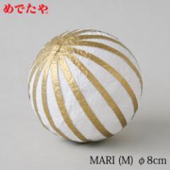 正月飾り めでたや MARI 金(M) 鞠の置き飾り New Year decoration, Japanese ball ornament