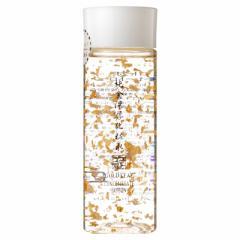 コトラボ 純金濃厚化粧水 コンセントレイトローション これ1本で化粧水+美容液 純金箔を贅沢に配合した化粧水 80ml Gold leaf Co