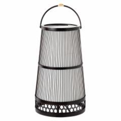 駿河千筋竹細工 行燈 羽衣 静岡県伝統工芸品 行灯 Suruga-takesensuji-zaiku, Bamboo lantern
