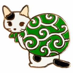 ポタリングキャット ピンズコレクション ドロボー猫(PZ-52)