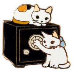 ポタリングキャット ピンズコレクション 金庫破り(PZ-54)