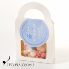 ほのかおり「四季折々」 きんぎょ(薄荷の香り) ロウの芳香剤・ルームフレグランス ペガサスキャンドル Wax made fragrance