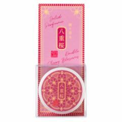 コトラボ 金箔入り透明練り香水 八重桜4g ソリッドパフューム Kotolabo solid perfume, Double cherry blossom