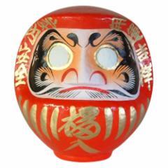 高崎だるま 縁起だるま 7号(高さ26cm)赤 群馬県指定ふるさと伝統工芸品 Takasaki daruma engi daruma Gunmaken traditional crafts
