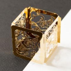 【数量限定】和柄キャンドルカバー 薔薇 (CC001) キャンドルを更におしゃれに楽しむ Japanese candle cover