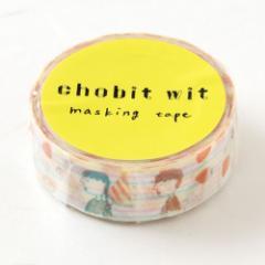 chobit wit マスキングテープ パーティparty (CW-073) Masking tape