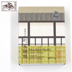 和詩倶楽部 遊便切手 町屋鍾馗 (YK-025) 切手型の吉兆柄シール・貼札 20枚入(2絵柄各10枚) Japanese Kitcho pattern sticker
