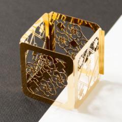 【数量限定】和柄キャンドルカバー 梅 (CC005) キャンドルを更におしゃれに楽しむ Japanese candle cover