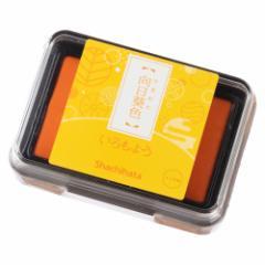 スタンプパッド いろもよう 向日葵色 (HAC-1-Y) 日本の伝統色 スタンプ用インクパッド シヤチハタ Ink pad, Japanese color