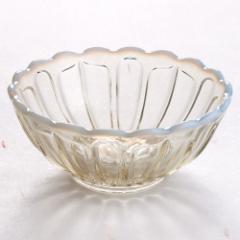 廣田硝子 雪の花 小鉢 古代色(2235-OA)