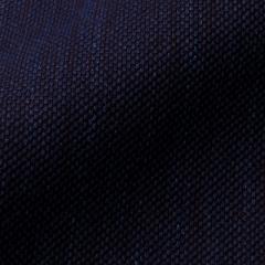 小島屋 藍染め織物 刺子織生地素材 ダークインディゴ 1mカット 綿100% 武州正藍染 埼玉県の工芸品 Indigo dye fabric, Saitama c