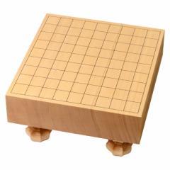 将棋盤 脚付 新かや 3寸 大阪府の工芸品 Japanese chessboard, Osaka craft