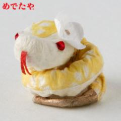 washimaru へび 和紙でできた可愛い動物たち Cute animals made of Japanese paper, Snake