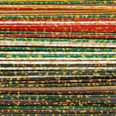 水引キット 砂子水引 6色×各10本入 (MZHB040) 工作用・材料