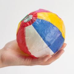 紙風船5号 直径約12cm Paper balloon