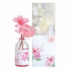 wanoka ソラフラワーディフューザー 桜《桜をイメージした甘い香り》 ART LAB Aroma Diffuser
