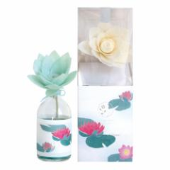 wanoka ソラフラワーディフューザー 睡蓮《睡蓮をイメージした清楚な香り》 ART LAB Aroma Diffuser