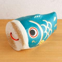 和紙皐月飾り 張子鯉のぼり置物 はりこーシカ5尾 端午の節句・こどもの日
