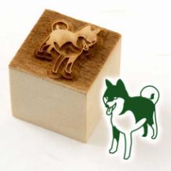 京からかみ 木版ミニスタンプ 添文 立柴文 京都府の工芸品 Karakami woodblock stamp