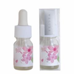 wanoka 香油 アロマオイル 桜《桜をイメージした甘い香り》 ART LAB Aromatic oil