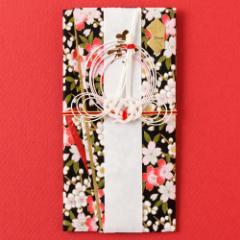 京友禅金封 祝儀袋 友禅夜桜 (SK-YZ) 結婚式などのお祝いに Wedding envelope