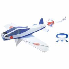 3Dカイト ブルーインパルス よく揚がる大迫力の立体凧 Fighter kite