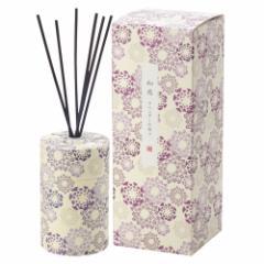 和遊ディフューザー ラベンダー 清涼感と爽快感のあるラベンダーの香り ルームフレグランス Aroma Diffuser
